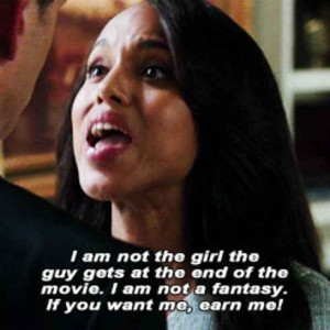 You are here: Home › Quotes › 12 Olivia Pope Quotes To Live By