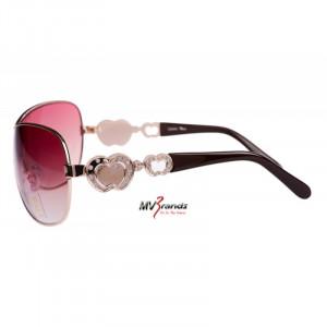 Apple Bottoms Sunglasses - Shiny Gold