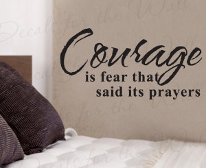 Bible Quotes On Courage
