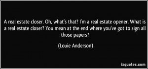 More Louie Anderson Quotes
