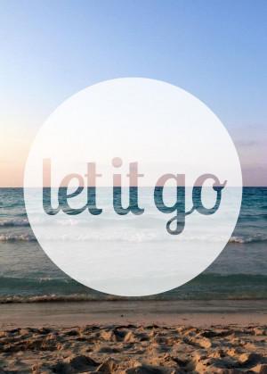 let it go, ocean quote