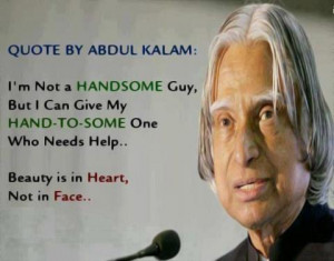 not a HANDSOME Guy- Life/Attitude Quotes