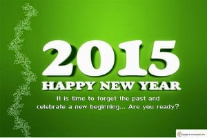 Happy New Year 2015 Wishes Quotes For Boss
