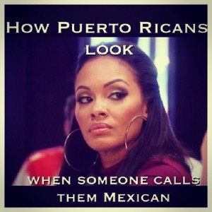 Puerto Ricans = Americans. Latinos from other countries = Not ...