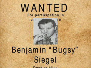 Bugsy Siegel Ments