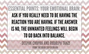 Unwanted Feelings