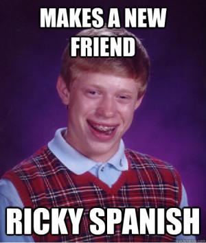 Ricky Spanish