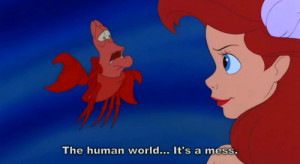 ariel, disney, i agree, little mermaid, os olhos dela kk, photographt ...