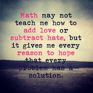 ... that every problem has a solution - quote - quotes - words of wisdom