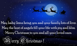 Christmas Greeting Quotes-Merry Christmas-Jesus-Christmas Wallpaper