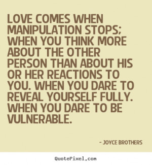 Love quotes 9978 2 Manipulation Quotes