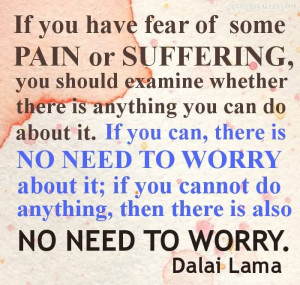 Quotes About Pain And Suffering Of some pain or suffering