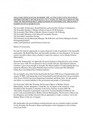 Welcome Speech for Church http://foplodge35.com/css/Sample-of-Church ...
