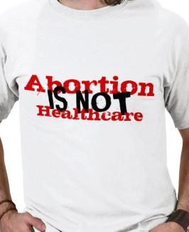 ... shirt bearing the message