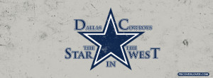Click below to upload this Dallas Cowboys 2013 Cover!