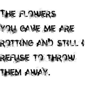 quotes - the flowers by regina spektor
