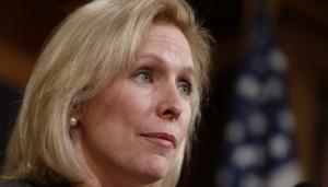 Arianna Huffington touts Sen. Kirsten Gillibrand for President