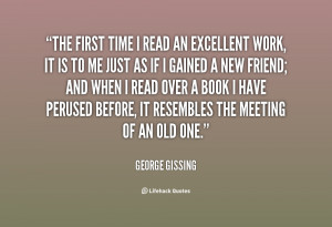 george gissing quotes have the courage of your desire george gissing