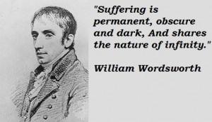 William wordsworth famous quotes 4
