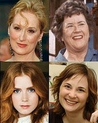 ... Streep portrait´s Julia beautifully, and Amy Adams is great too