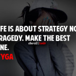 quotes sayings justice vengeance life quote rapper tyga quotes