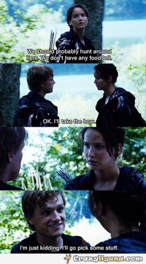 Related Pictures blog funny hunger games quotes movie