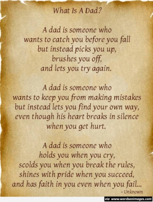 special person to be a dad dad love father man meetville quotes