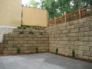 ... wall design , redi rock , large concrete retaining wall blocks