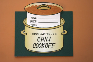 to reveal party details inside check out our chili cookoff party ...
