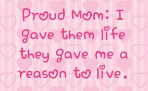 Proud Mom Quotes For Son Proud mom quotes for son proud