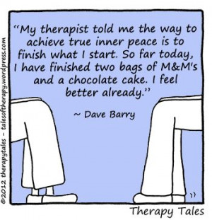 therapy quotes | just found this one funny. Self-care taken to a whole ...