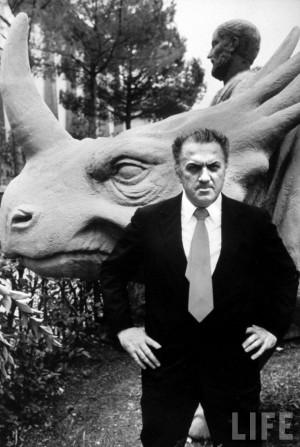 Carta de Federico Fellini (rechazando el grado Honoris Causa)
