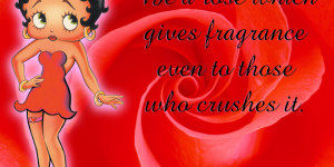 Betty Boop Quotes For Facebook