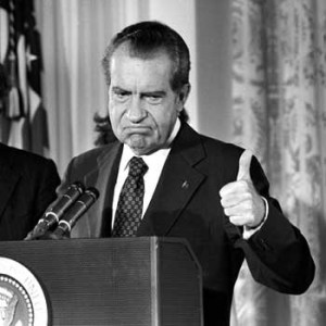 Richard Nixon and Scott Walker. This hatred has brought us together.
