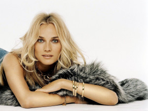 Wallpapers Backgrounds - Diane Kruger Wallpapers Motivational Quotes