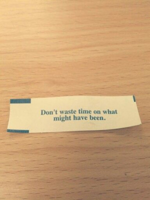 Great Fortune Cookie.