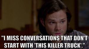 Sam Winchester quotes | Supernatural