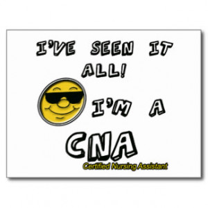 Certified Nursing Assistant Funny