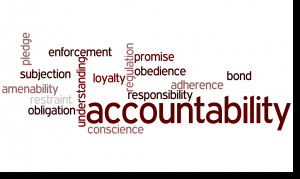 Accountability Quotes Being Accountable Personality Accountability ...