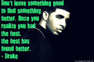 Love Quotes Tumblr Drake