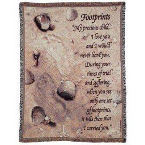 tapestry throw footprints tapestry throw footprints product 6 of 34