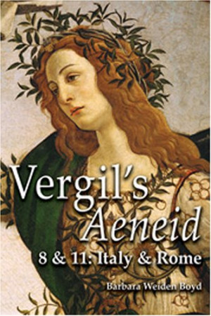 "Start by marking ""Aeneid 8 & 11: Italy & Rome"" as Want to Read:"