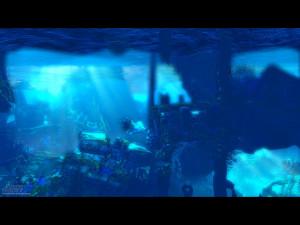 ... : Wizard Underwater - Trine 2 Wallpaper : Wizard Underwater Wallpaper