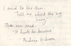 Tags: #andrea gibson