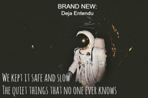 Brand New Band Quotes Brand new