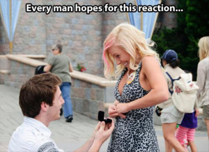 funny wedding proposals