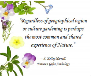 Related Pictures funny garden quotes gardens are not made by sitting ...