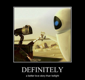 Wall-E Is Named After Walt Disney
