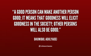 Good Hearted Person Quotes Famous People