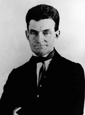 John Brown died before the Civil War, executed in 1859 after trying to ...